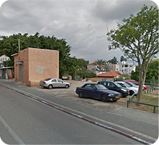 המגרש ברחוב יפת 133